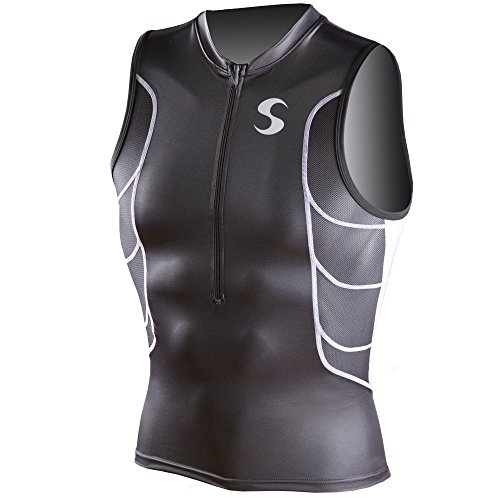 Synergy Men's Elite Tri Tank Top Singlet