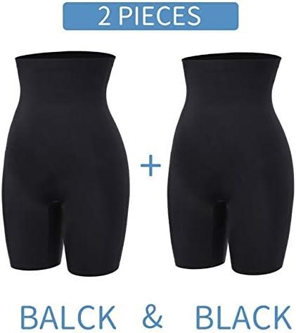 HEZHYDNY Pantalones de seguridad Invisible debajo de la falda ...