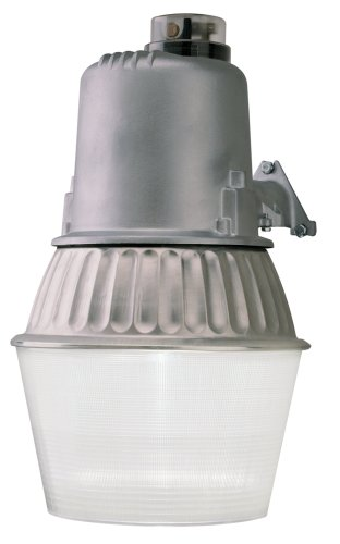 AllPro ALMH W Metal Halide Security Area Light With Photo - Metal halide light fixture