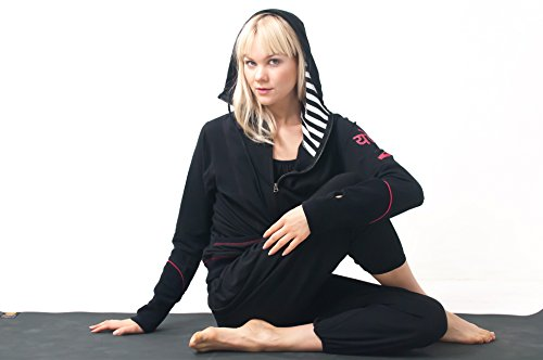 Yogamasti Unisex Cool Down Yoga Om Hoody/jacket by Yogamasti