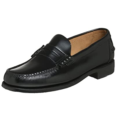 Florsheim Men's Berkley Penny Loafer,Black,10 D