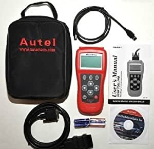 UNIVERSAL AIRBAG & ABS SCANNER / FAULT LIGHT RESET TOOL / ENGINE MIL CODE READER