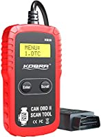 OBD2 Scan Tool – Clears Check Engine Lights Instantly – Diagnose Over 3000 Car Codes – Wired Car Diagnostic Scanner –...