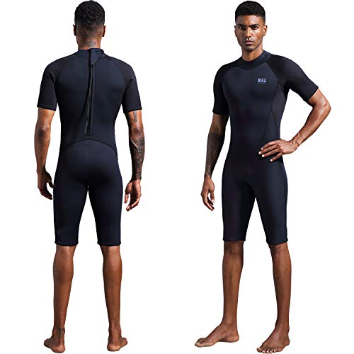 Buy shorty wetsuit large mens