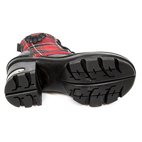 New Women Rock Neotyre Ready Leather Neotyre07T Stock Size S1 M Red Neotyre Neotyre 41 YY0qdr