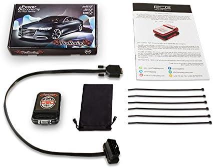 Performance Chiptuning Box Obd schwarz ST f/ür Ceed 1,6/GT 204hp Pro Racing Tuningbox mehr Power mit Garantie