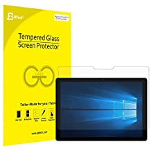 JETech Surface Pro 4 Screen Protector Tempered Glass Film for Microsoft Surface Pro 4 and Surface Pro 2017