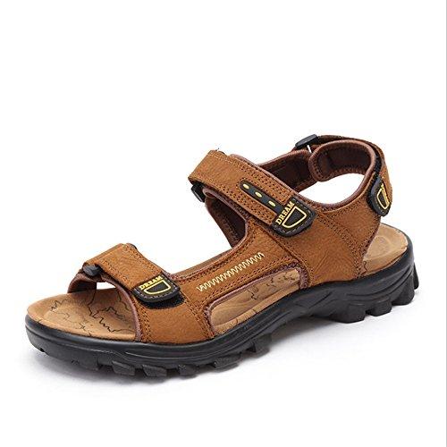 24 Sandali pantofole Shoe spiaggia Scarpe CM Wagsiyi Sandal Traspiranti Gialli da Men's Giallo 27 0 0 Stick Magic Sports Outdoor Beach Fwdzgd7q