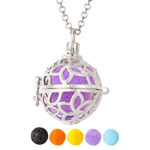 30mm Magnetic Round Locket 316 Stainless Steel Aromatherapy Oil Diffuser Perfume Locket Bracelet Bangles Sophisticated Technologies Jewelry & Accessories Free Felt Pads