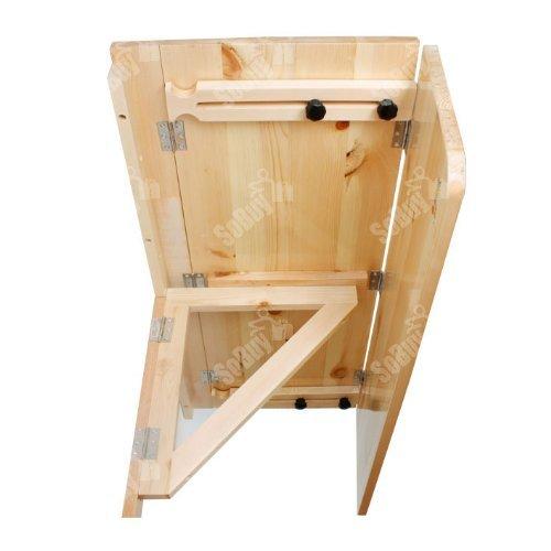Sobuy mesa de cocina mesa de madera mesa plegable de pared mesa de comedor escritorio mesa - Mesas de pared abatibles ...