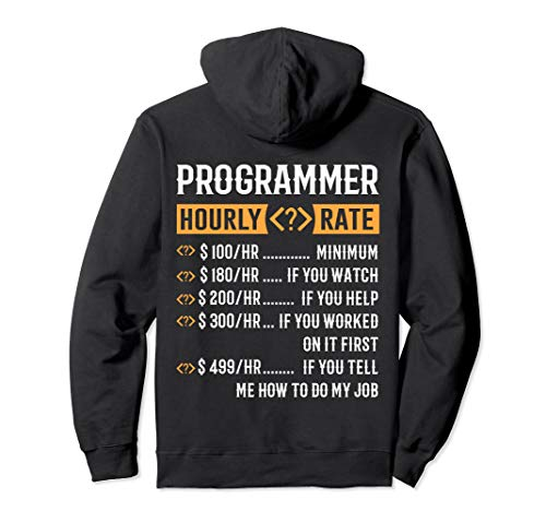 Buy chairs for programmers