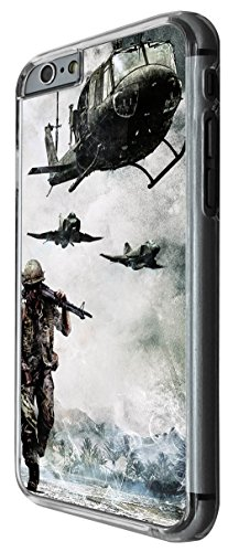 916 - Army scene soldier Black Hawk cool funky Design For iphone 5C Fashion Trend CASE Back COVER Plastic&Thin Metal -Clear