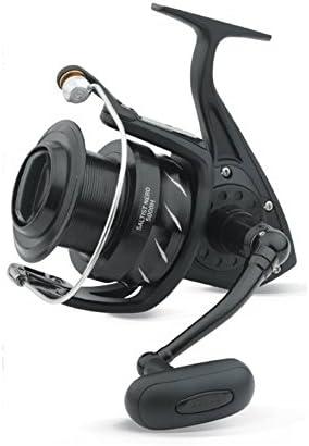 Daiwa Carretes de Pesca Saltist Black Edition 5000 Spinning Barco ...