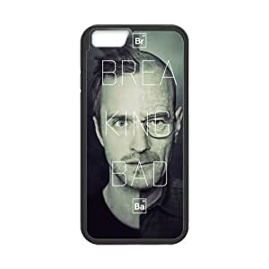 Onshop Breaking Bad Pattern Custom Phone Case Laser Technology for iPhone 6 4.7 Inch
