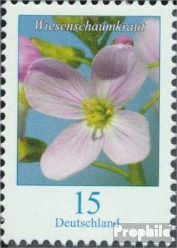 Pflanzen Briefmarken f/ür Sammler Prophila Collection BRD kompl.Ausg. BR.Deutschland 2018 Blumen 3424