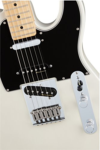 fender deluxe nashville telecaster electric guitar maple fingerboard white blonde buy online. Black Bedroom Furniture Sets. Home Design Ideas