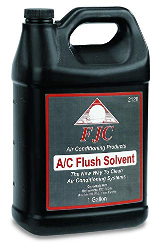 FJC 2128 A/C Flush Solvent - 1 Gallon