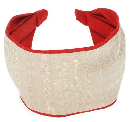 L. Erickson USA Two Tone Scarf Headband ()