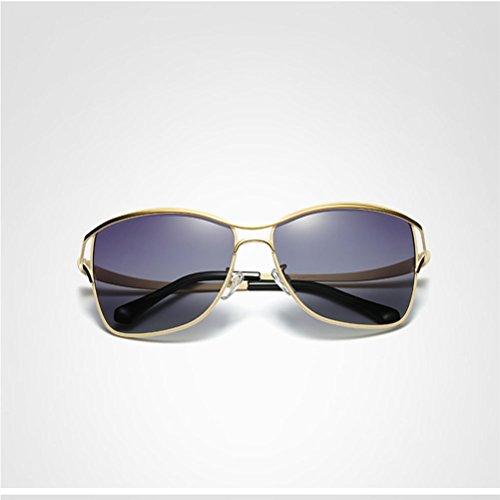 Sol La Gold De Protección Con Sra Gafas De UV Polarizadas HD pOFPx0x5