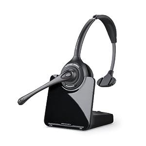 Plantronics CS510 Wireless Monaural DECT Headset 2