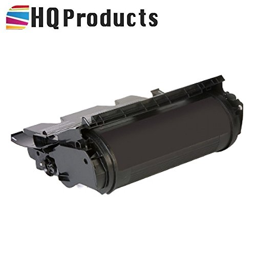 HQ Products Premium Compatible Replacement for Dell 310-4133 (J2925 / W2989) High Yield Black MICR Laser Toner Cartridge for use with Dell 5210, 5210N, 5310, 5310N Series Printers.