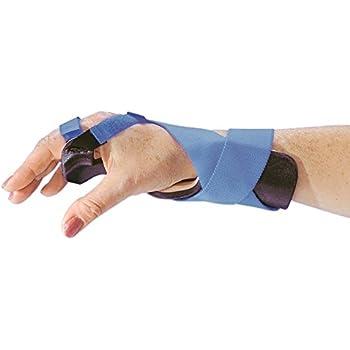 Amazon Com Alimed Ulnar Deviation Wrist Splint Long