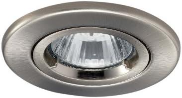 5 x JCC JC94213CH Fire Rated Downlight Mains GU10 Twist and Lock design Chrome