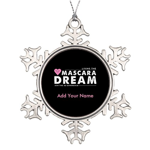 Withyouc Ideas For Decorating Christmas Trees Younique Presenter Cute Snowflake Ornaments One size (Christmas Younique Photos)