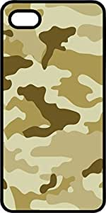 Camoflauge #9 Tinted Rubber Case for Apple iPhone 5 or iPhone 5s