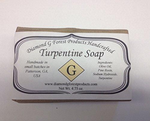 turpentine-soap