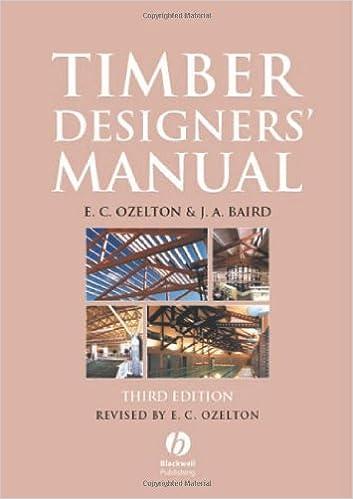 Timber Designers' Manual