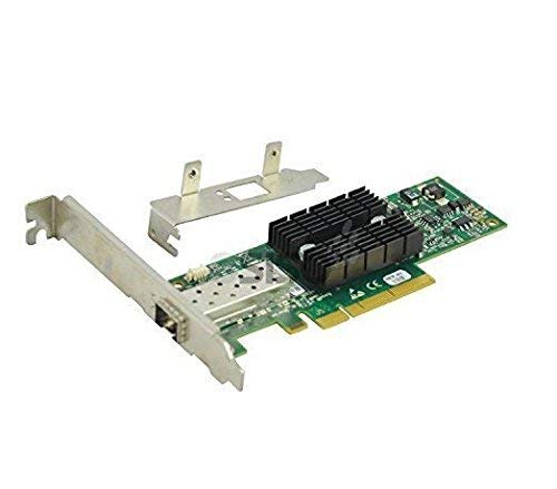 Lot Of Two HP 10GB Single Port Mellanox Connectx-2 PCI-E 10GBe Ethernet Network Interface Card 671798-001/666172-001 (Bulk Package)