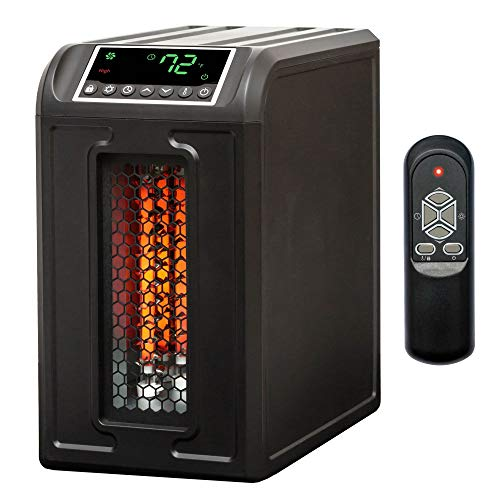 Lifesmart Medium Room Infrared Heater Review​