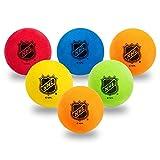 Franklin Sports Mini Foam Hockey Balls - Knee