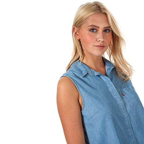 ® W Light Blusa Coralie Wash Levi's nYzwqRdz