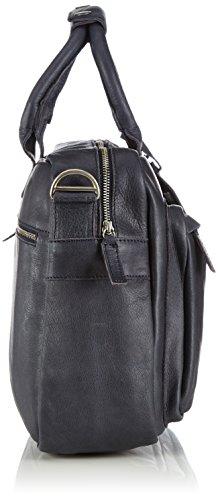 adulto hombro Bolso Hudson de Bag 800 Unisex Blue Cowboysbag Azul nHqfFaWxx