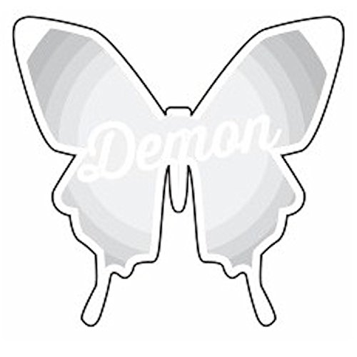 Demon Snowboarding 6012 Butterfly Stomp Pad
