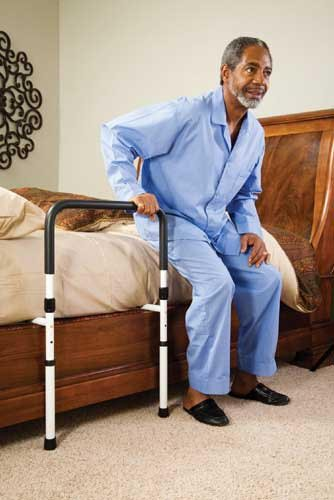Home Bed Support Rail - Carex by Marble Medical