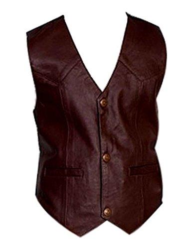 scully-boys-lambskin-vest-brown-x-small