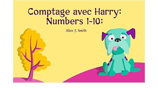 9238fc966ac Livre pour bébé  Comptage avec Harry  Numbers 1-10  ( l ...