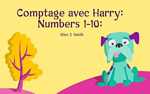 Livre Pour Bebe Comptage Avec Harry Numbers 1 10 L