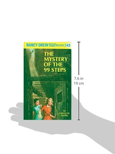 Nancy-Drew-43-the-Mystery-of-the-99-Steps