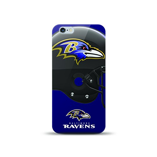 MIZCO SPORTS iPhone 8 Plus/7 Plus Helmet Series Case - NFL Baltimore Ravens