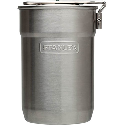 Stanley 0.71Litre Adventure Camp Cook Set, Green/ Silver by Stanley