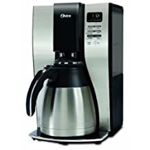 Oster 10-Cup Stainless Steel Thermal Coffee Maker