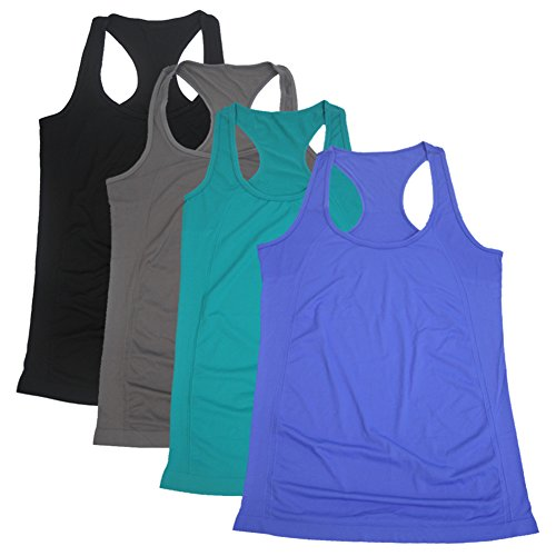 Semath Womens Workout Camisole Racerback