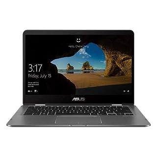 """Asus Zenbook Flip UX461U 14"""" Full HD Touch 2-in-1 Laptop: Core i7-8550U, 16GB RAM, 512GB SSD, , Backlit Keyboard, Fingerprint Reader, Windows 10"""