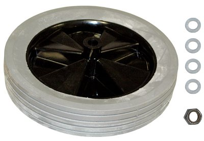Rubbermaid 1011-L1, 12 Inch Rear Wheel by Rubbermaid (Image #1)
