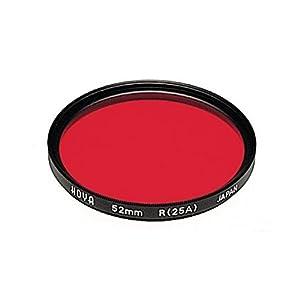Hoya 62mm HMC Screw-in Filter Red