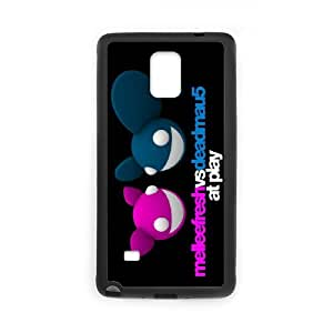 Classic Case Deadmau5 pattern design For Samsung Galaxy Note 4 Phone Case